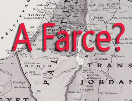 The Palestinian Farce; Pressuring for Peace